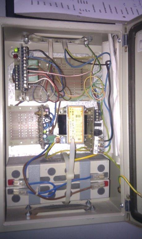 Elektrotechnik und Brandschutz